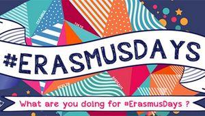 [Translate to Englisch:] #ErasmusDays 2021