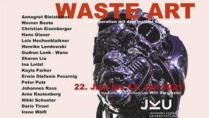WasteArt Flyer N&E