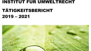 Tätigkeitsbericht 2019-2021