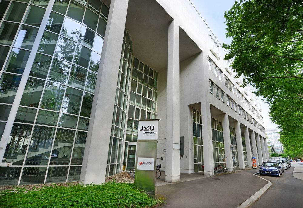 JKU Life Science Center Gebäudeansicht