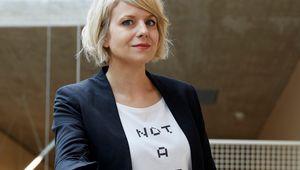 Professorin Martina Mara, Leiterin des LIT Robopsychology Lab, Credit: Paul Kranzler