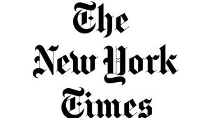 Logo der New York Times