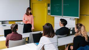 Die Global Business Studierenden befinden sich derzeit nicht wie geplant an der JKU sondern in Ihren Heimatländern – weiterstudieren können sie trotzdem.