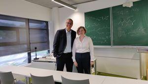 Prof. Fischer, DI Czaker