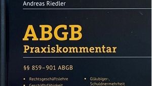 ABGB  Commentary by Prof. Riedler