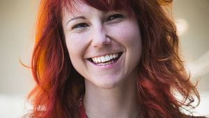 Gastprofessorin und JKU-Absolventin Simone Winkler von der Uni Stanford.