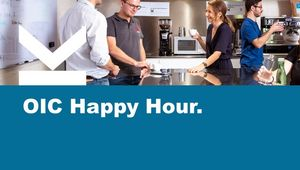 [Translate to Englisch:] OIC Happy Hour
