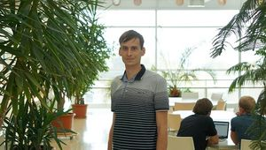 Jan Legersky kam im Rahmen der Marie Curie Förderschiene an die JKU. Credit: RISC Software GmbH