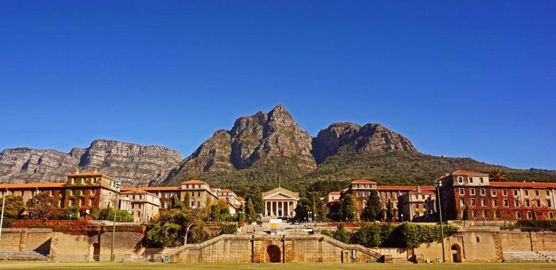 """A Beauty of a Campus""