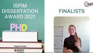 Julia Schmitt gewinnt Dissertation Award