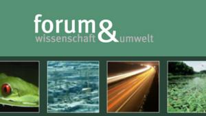 forum wissenschaft&umwelt