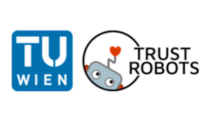 Logos TU Wien und Trust Robots