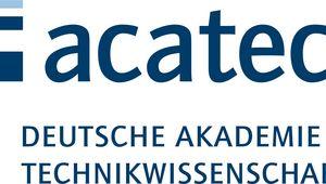 Logo der acatech