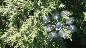Drohne im Sucheinsatz