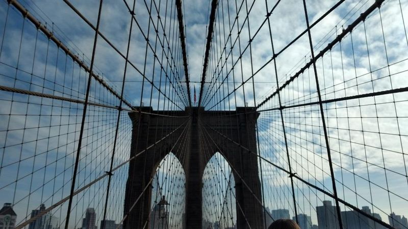 """Brooklyn Bridge"" (New York, USA)"