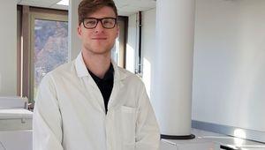 Chemiker Doktor Armin Sebastian Guntner
