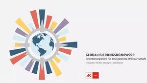 Globalisierungskompass der AK, Banner