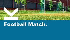 [Translate to Englisch:] OIC Fußballmatch