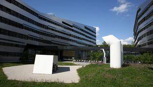 JKU Campus Science Park 2 und 3 Außenansicht