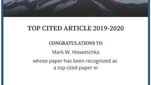 Gratulationsschreiben von CIT