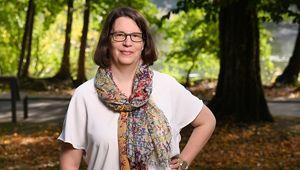 Professorin Kerstin Blank
