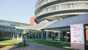 Campus 5 der Medizinischen Fakultät.