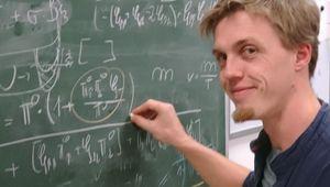 Physiker Dominik Kreil