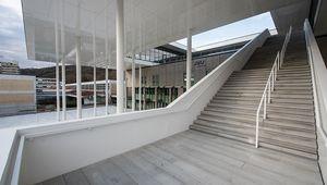 Die Bibliothek verfügt nun über ein modernes Learning Center.