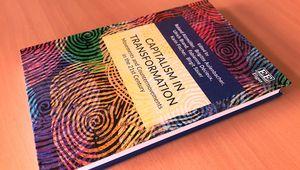 Buchcover: Capitalism in Transformation