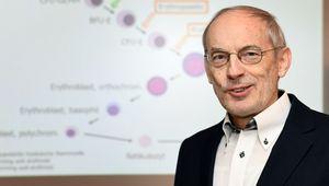 Professor Donnerer erklärte den Medizin-Nobelpreis.