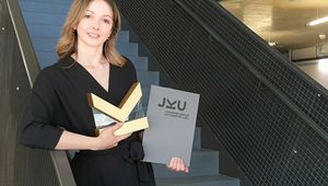 2021 Kepler Award winner Smirna Malkov
