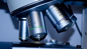 Mikroskop; Credit: Pixabay