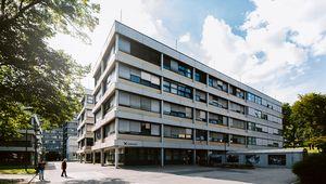 JKU Campus Juridicum Außenansicht