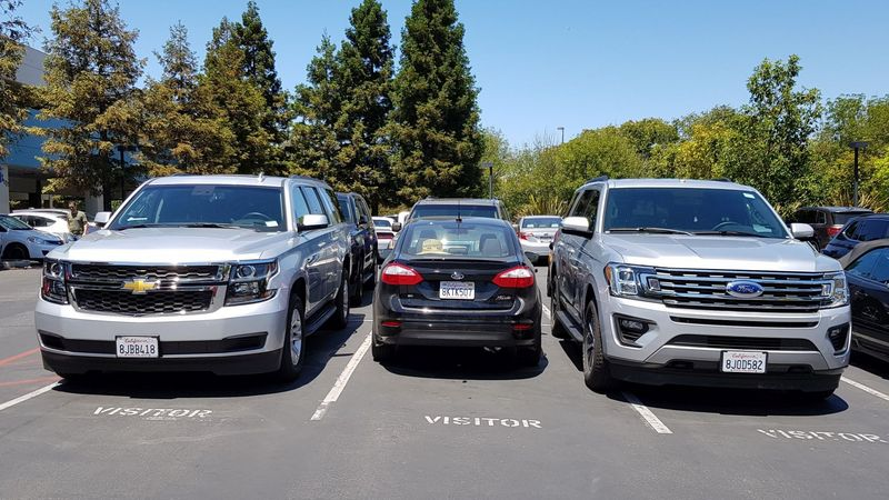 """US -Cars"" (Silicon Valley, USA)"