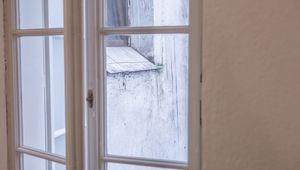 Fenster im Kepler Salon