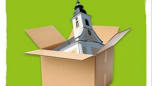 Anpacken, nicht einpacken! Buchcover Ausschnitt