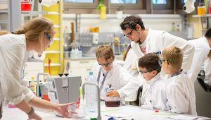 Start of the JKU Science Holidays Program