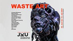 Waste-Art-Plakat