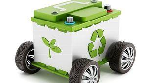 Batterie; Credit: Shutterstock