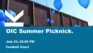 OIC Sommer Picknick