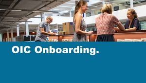 OIC Onboarding