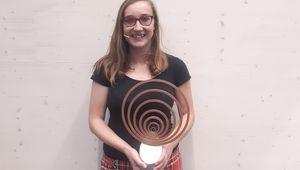 Macke Award Gewinnerin Barbara Lehner
